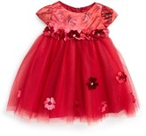 Biscotti Infant Girl's Rose Rhapsody Ballerina Dress