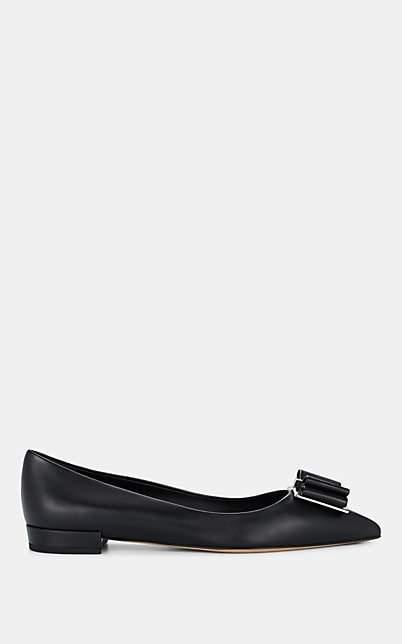 8277fa964 Black Pointed Toe Flats Size 11 - ShopStyle