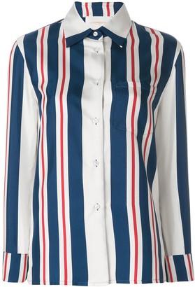 La DoubleJ Striped Shirt
