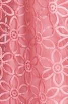 BB Dakota Embroidered Organza Shift Dress