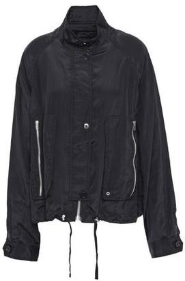 Helmut Lang Crinkled-shell Jacket