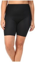 Spanx Plus Size Two-Timing Midthigh Shorts