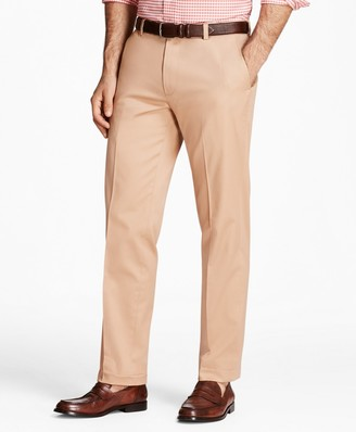 Brooks Brothers Milano Fit Lightweight Stretch Advantage Chino Pants