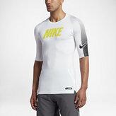 Nike Pro Men's Half Sleeve Football Top