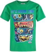 Official Skylanders Trap Team Boom Time Kid's T-Shirt