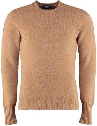 Long-sleeve Crew-neck Sweater