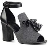 Nine West 'Bevy' Tassel Ankle Strap Sandal (Women)