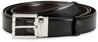 Montblanc Reversible Casual Leather Belt
