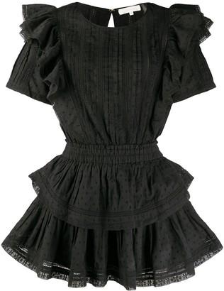 LoveShackFancy Natasha embroidered dress