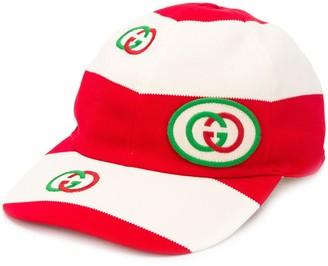 Gucci GG logo baseball hat