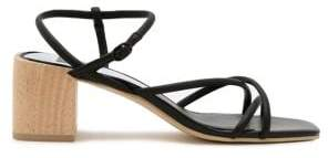 Dolce Vita Zayla Strappy Leather Sandals