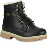 Lugz Women's Regiment Hi Fleece WR boots 10 M
