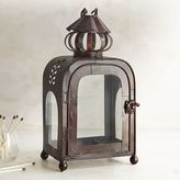 Pier 1 Imports Aubry Medium Bronze Metal Lantern