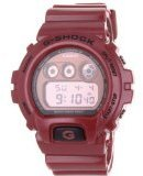 Casio Men's G-Shock DW6900MF-4 Plastic Quartz Watch with Digital Dial