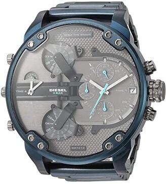 Diesel Mr Daddy 2.0 - DZ7414 (Blue) Watches