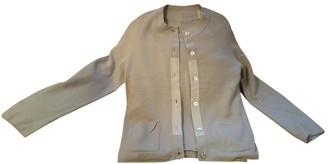 Chanel Beige Cashmere Knitwear