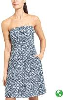 Athleta Strapless Anywhere Dress