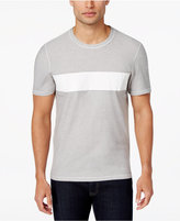 INC International Concepts Men's Chest-Stripe T-Shirt, Only at Macy's