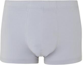 Hanro Stretch-Cotton Boxer Briefs