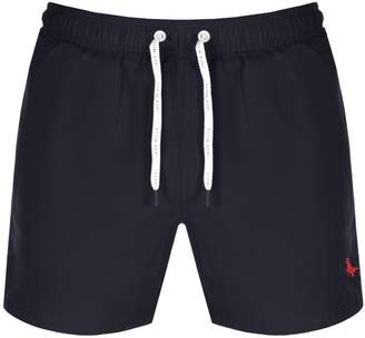 Jack Wills Blakeshall Swim Shorts Navy