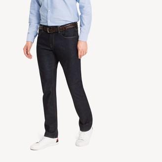 Tommy Hilfiger Straight Fit Raw Denim Jean