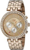 Juicy Couture Women's 1901324 Venice Analog Display Quartz Watch