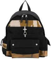 Raf Simons Eastpak x contrast stripe backpack