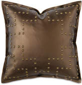 "Barclay Butera Hudson Nailhead Pillow, 18""Sq."