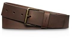 Shinola Men's Bridle Leather Rambler Belt