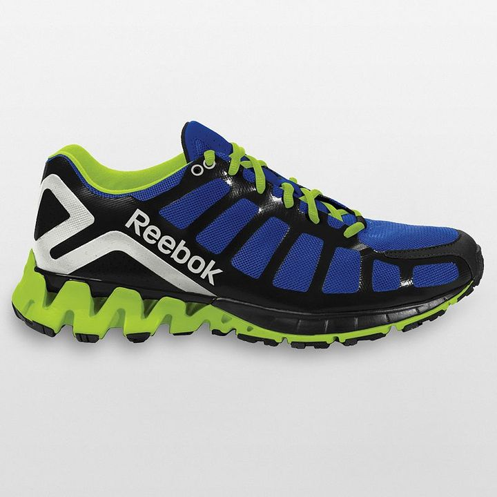 Reebok zig high-performance athletic shoes - boys