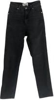 Wrangler Anthracite Denim - Jeans Jeans for Women