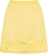 Oasis Lace Mini Skirt