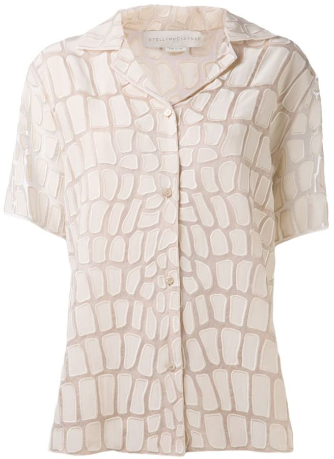Stella McCartney 'Ruby' shirt