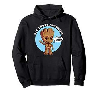 Marvel Ask Groot Anything I am Groot Hoodie