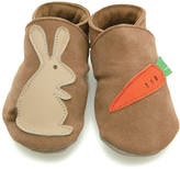 Starchild shoes Boys Or Girls Soft Leather Baby Shoes Rabbit And Carrot