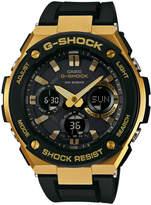 Casio G-Shock G-Steel Series Black And Gold Watch