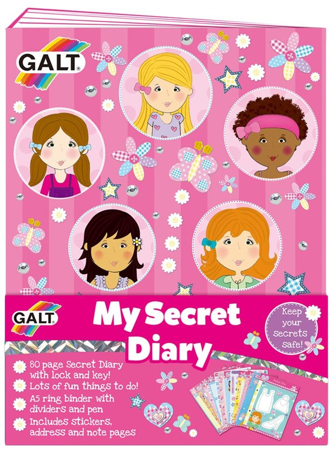 Galt My Secret Diary