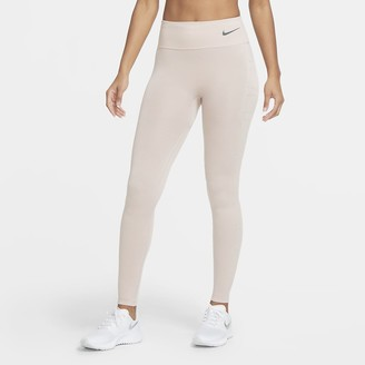 Nike Women's Wool Running Tights Epic Luxe Run Division