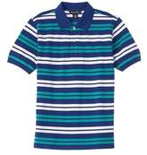Brooks Brothers Boys' Pique Polo Shirt.
