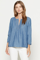 Joie Rhythm Chambray Top