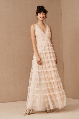 Needle & Thread Eve Sequin Cami Gown