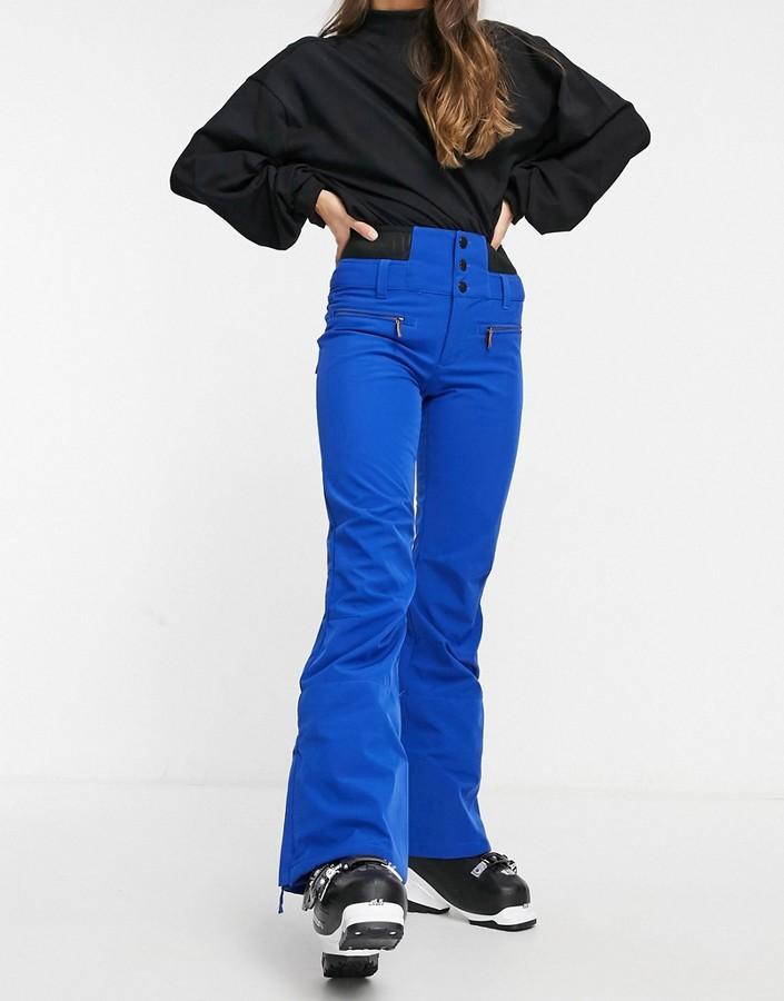 Roxy Rising High ski pant in blue