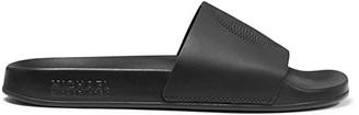 MICHAEL Michael Kors Gilmore Slide (Black) Women's Slide Shoes
