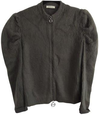 Nina Ricci Green Wool Knitwear for Women