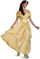 Disguise Women's Beauty and The Beast Belle Ultra Prestige Costume