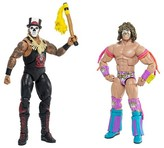WWE Hall of Fame Elite Collection Papa Shango and Ultimate Warrior Figure 2-Pack