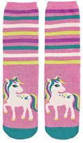 Pink Cookie 1 Pair Crew Socks