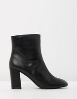Jaggar Blocked Boots