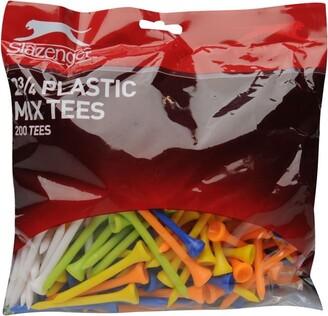 Slazenger Plastic Mix Tees