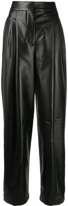 Philosophy di Lorenzo Serafini Wide Leg High Waisted Trousers